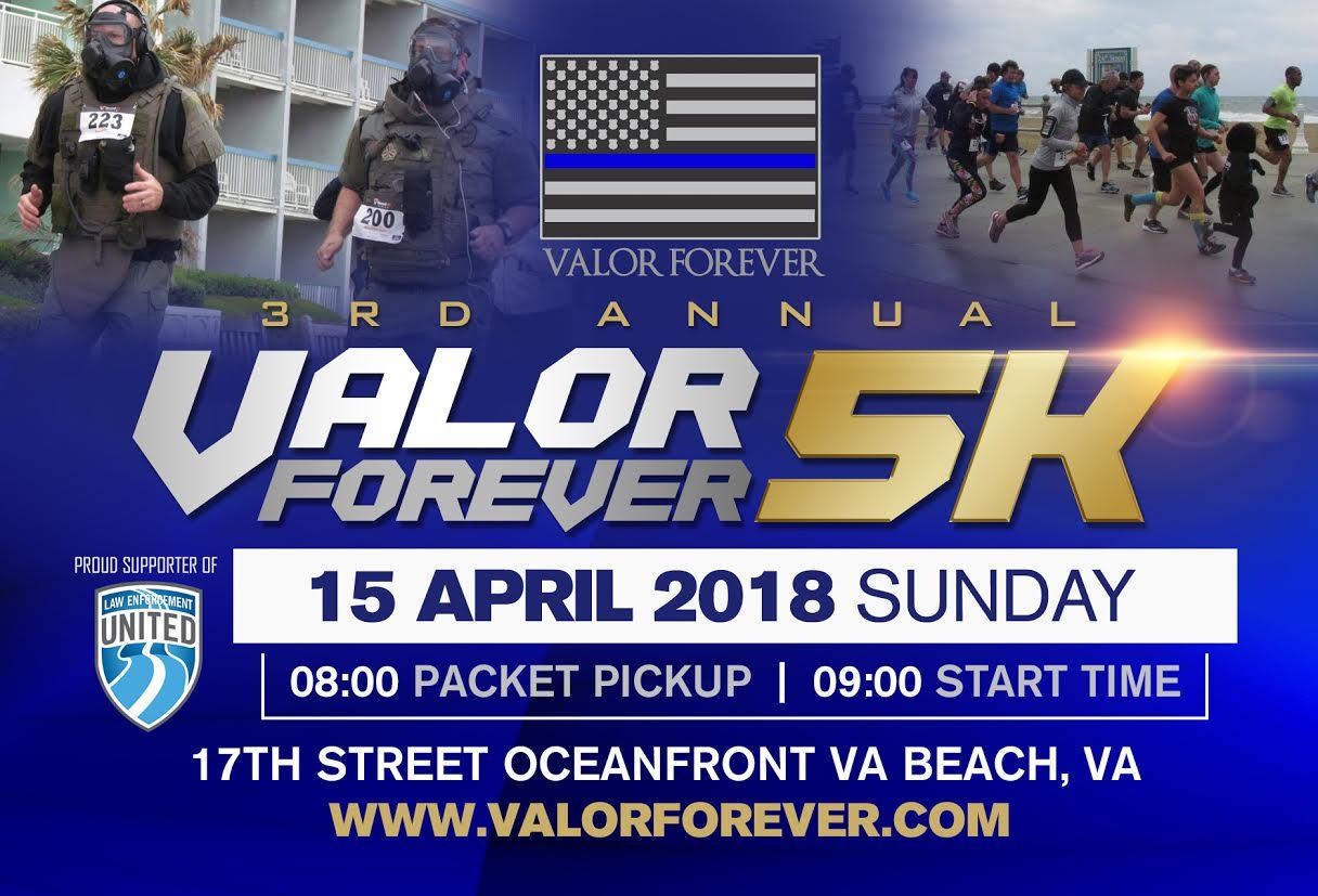 Valor Forever 5K