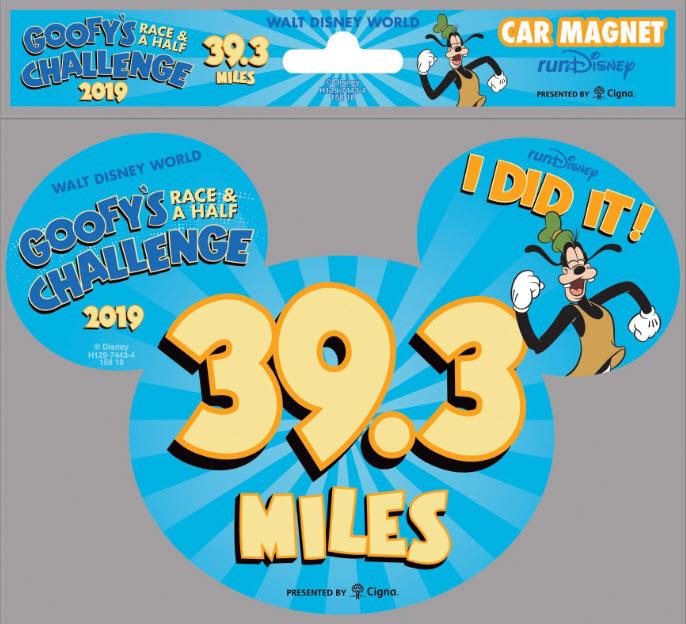 Goofy's Race & a Half Challenge | Runner Bundle