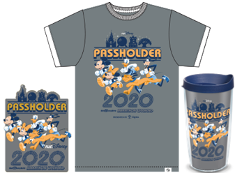 Annual Passholder | Bundle plus T-Shirt