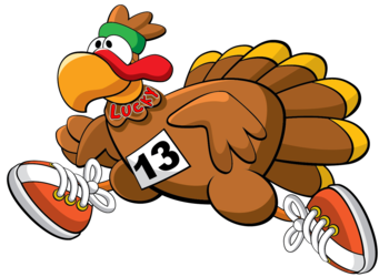 2019 Running Wild's WILD TURKEY TROT 5K