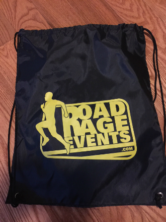Road Rage Events Draw String Bag