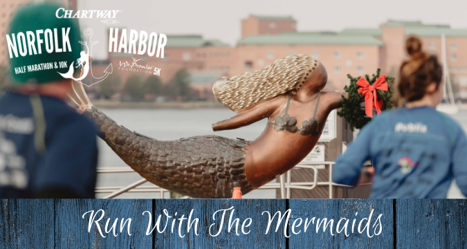 Run With The Mermaids!