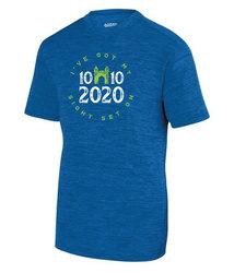2020 Eversource Hartford Marathon Training Shirt - Men's