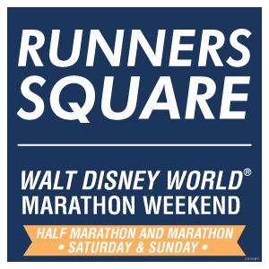 Runners Square | Saturday & Sunday