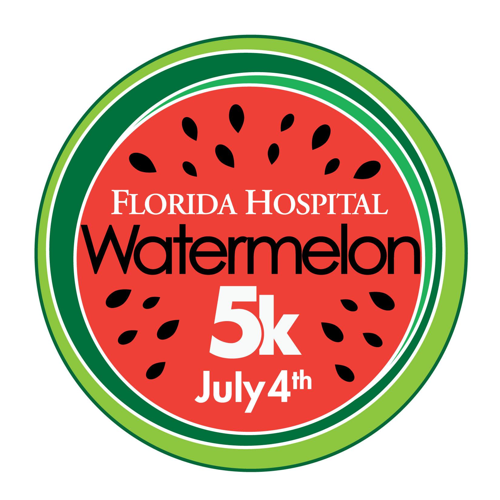 Florida Hospital Watermelon 5k