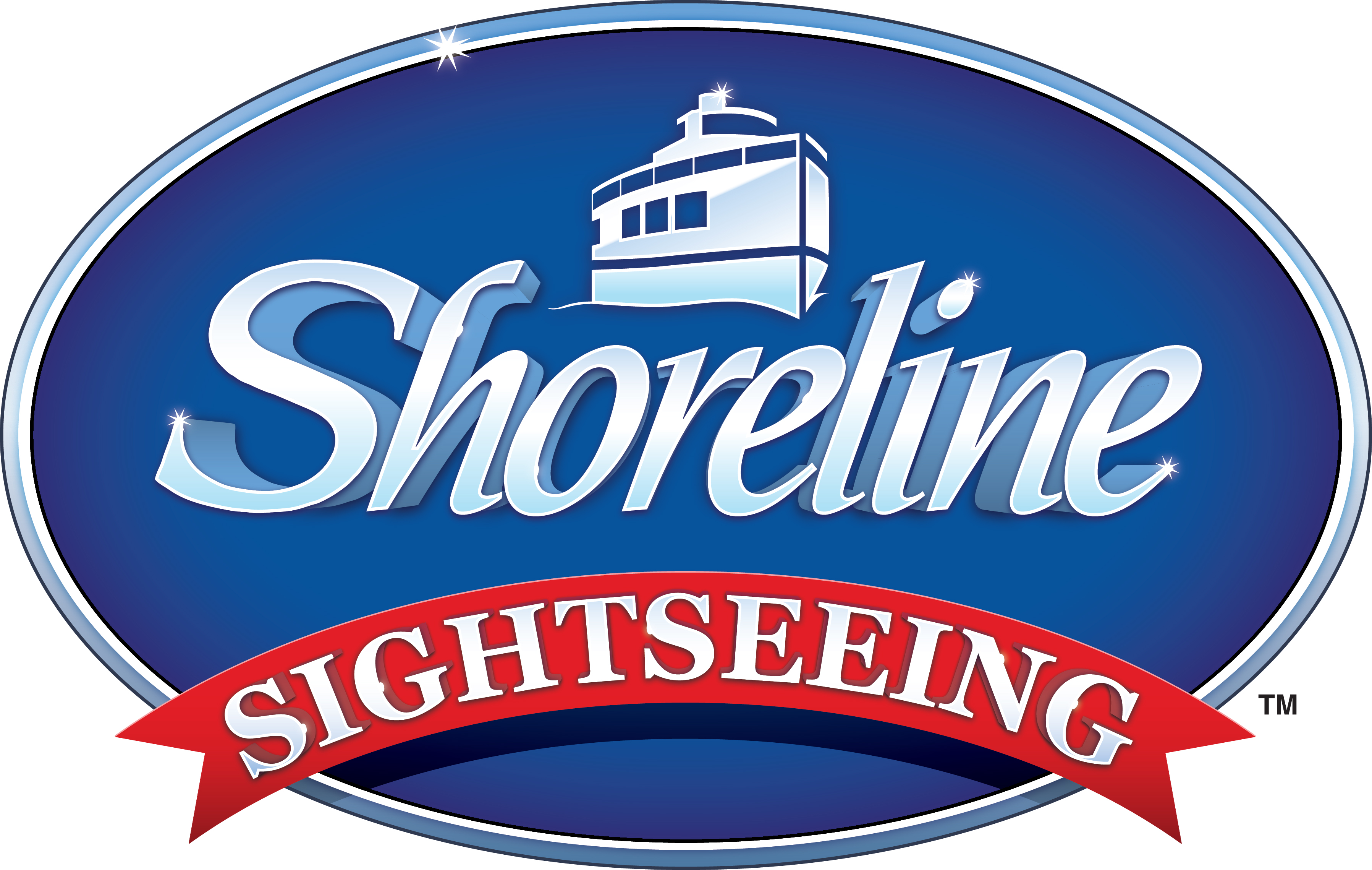Shoreline Sightseeing save $5 on an Architecture River Tour Logo