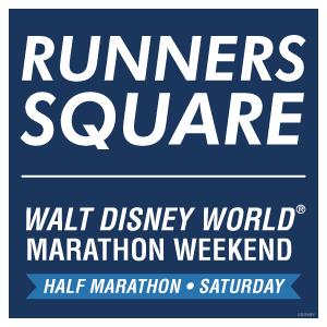 Runners Square | Saturday