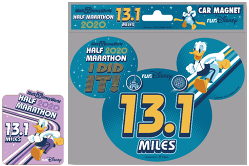 Walt Disney World® Half Marathon  | Runner Bundle