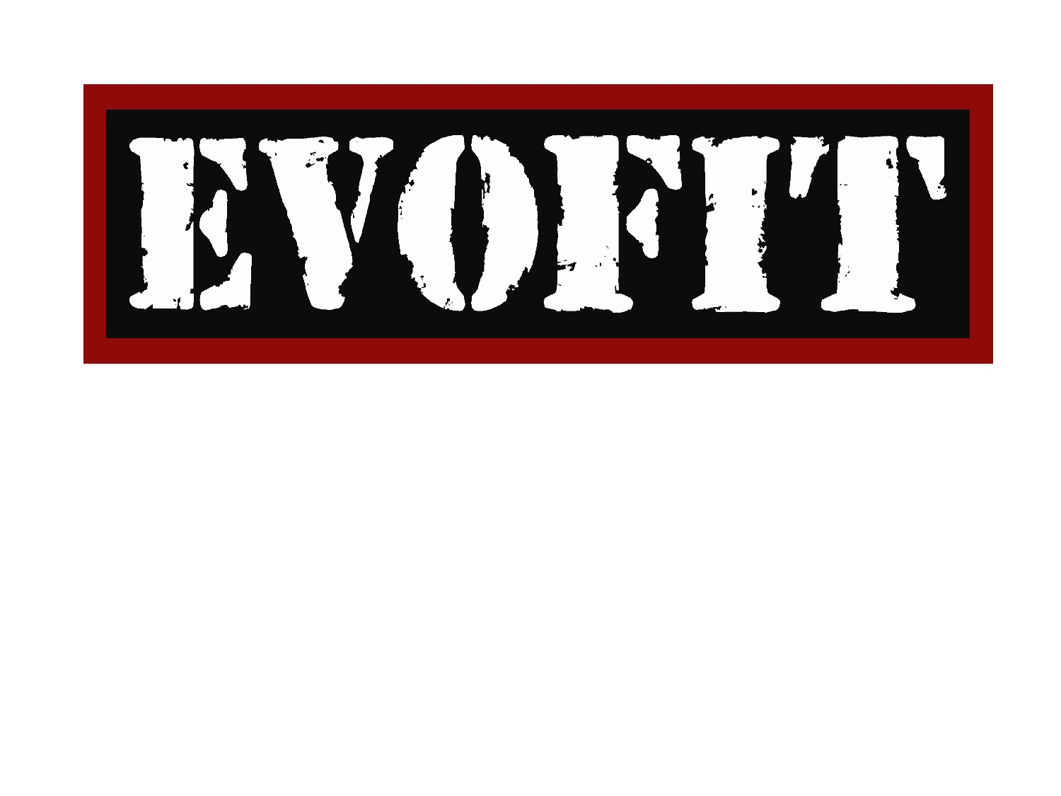 Come Join The Fun At EVOFIT! Logo