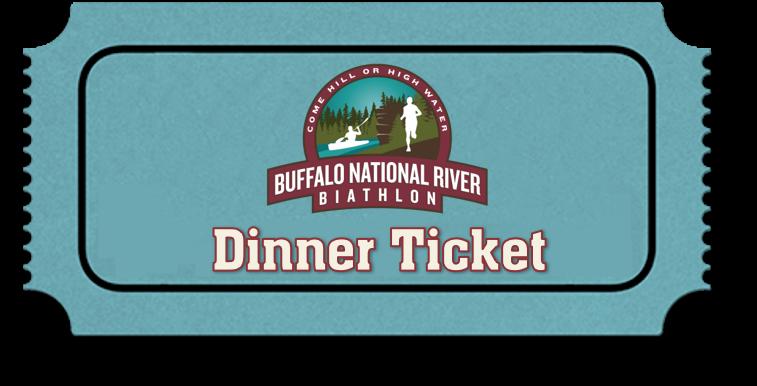 Buffalo River Bi - Adult Dinner Ticket