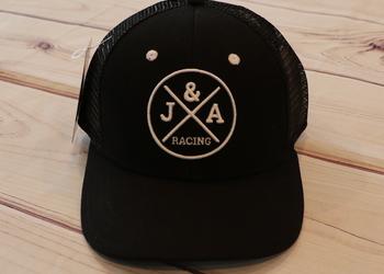 CIRCLE J&A RACING RUNNING HAT