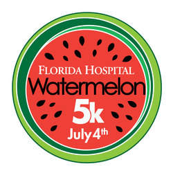 Florida Hospital Watermelon 5k