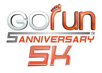 GO RUN 5K 5TH ANNIVERSARY 5K