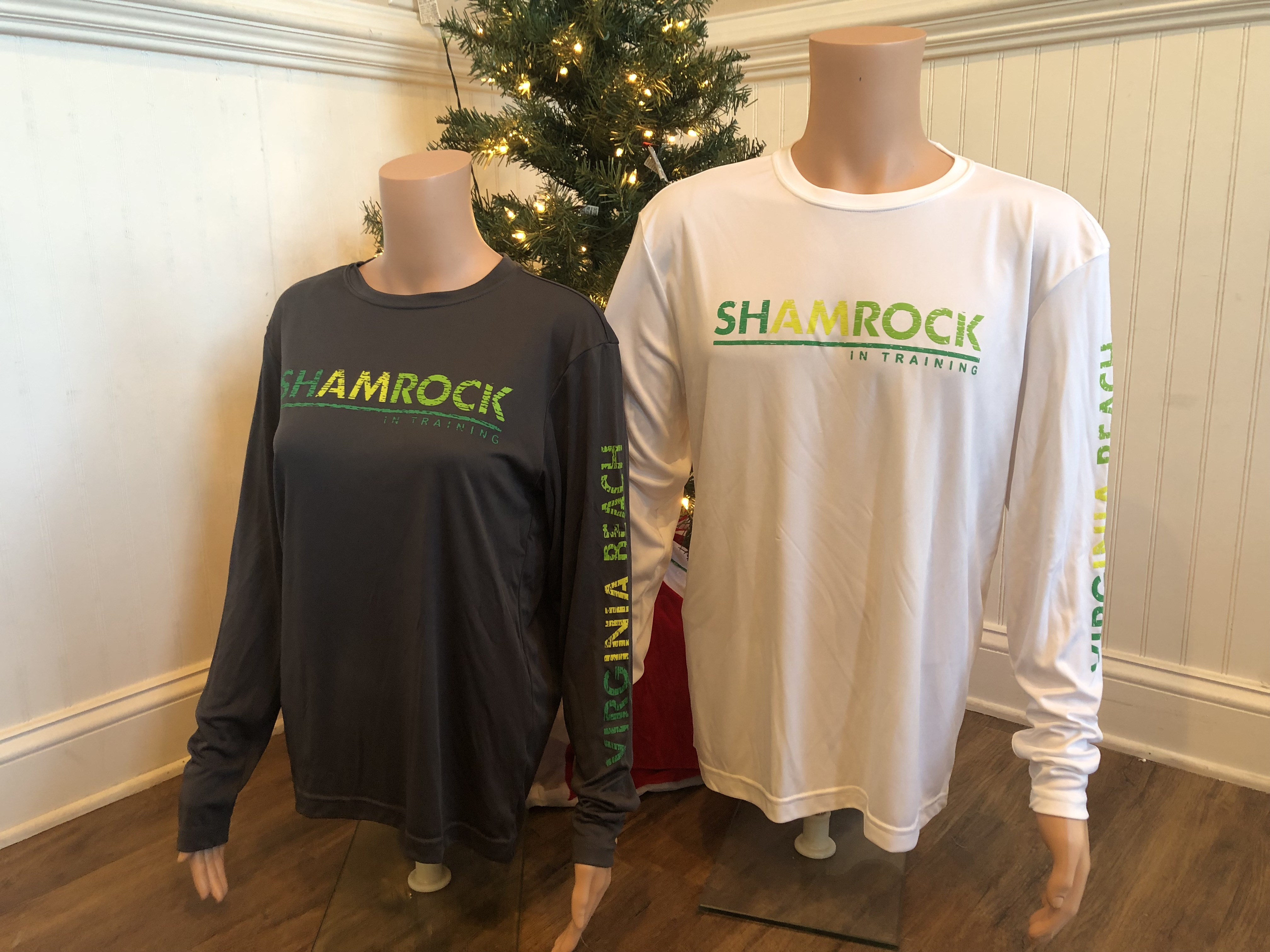 2019 Shamrock in Training Tech Shirt
