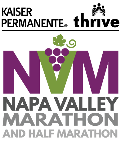 Save $10 on the Napa Valley Marathon and Half Marathon Logo