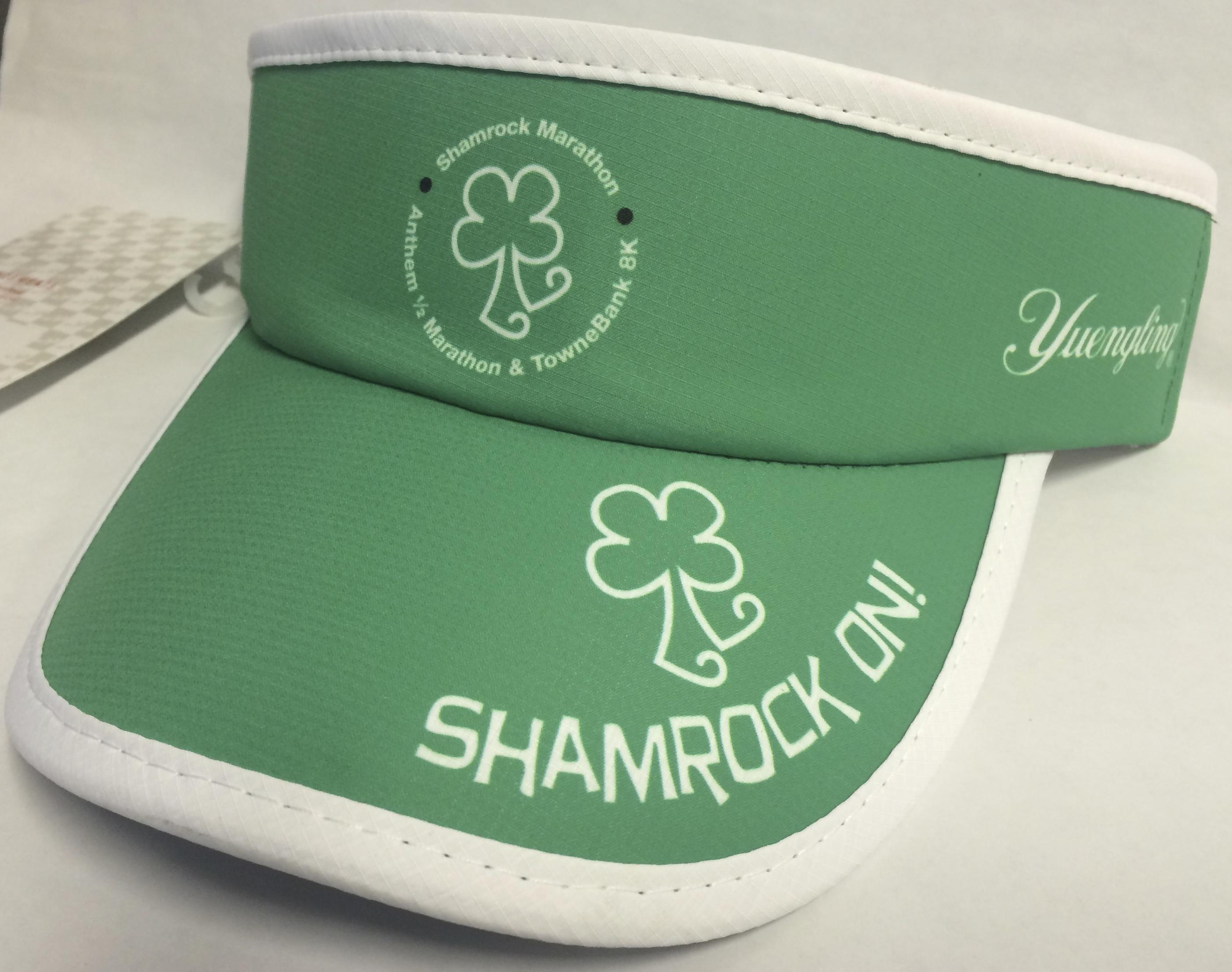Shamrock Headsweat Visor
