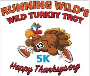 VIRTUAL 2020 WILD TURKEY TROT 5K