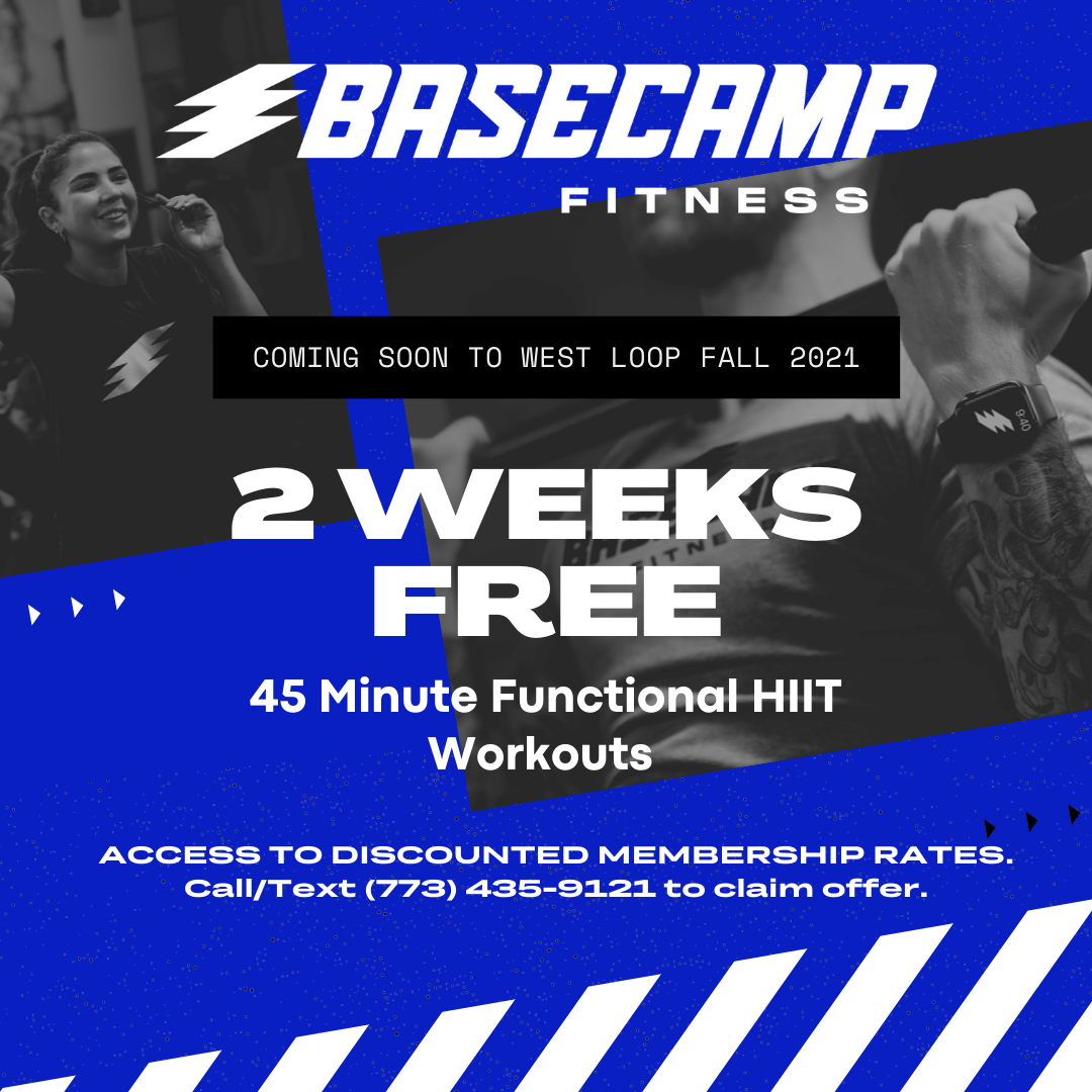 2 Free weeks of unlimited classes