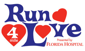Run 4 Love 4 Mile presented by Florida Hospital