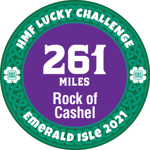 261 Miles /// Rock of Cashel