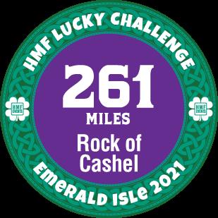 261 Miles /// Rock of Cashel