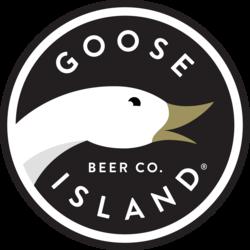 Free Goose Island Chicago Marathon Pint Glass Engraving Logo