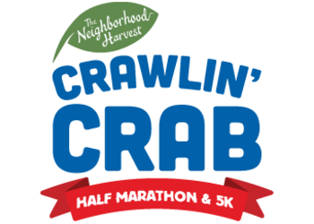 Crawlin' Crab Half Marathon and 5K