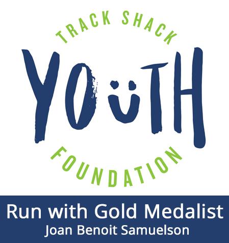 Run with Gold Medalist Joan Benoit Samuelson