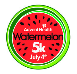 AdventHealth Watermelon 5k Virtual