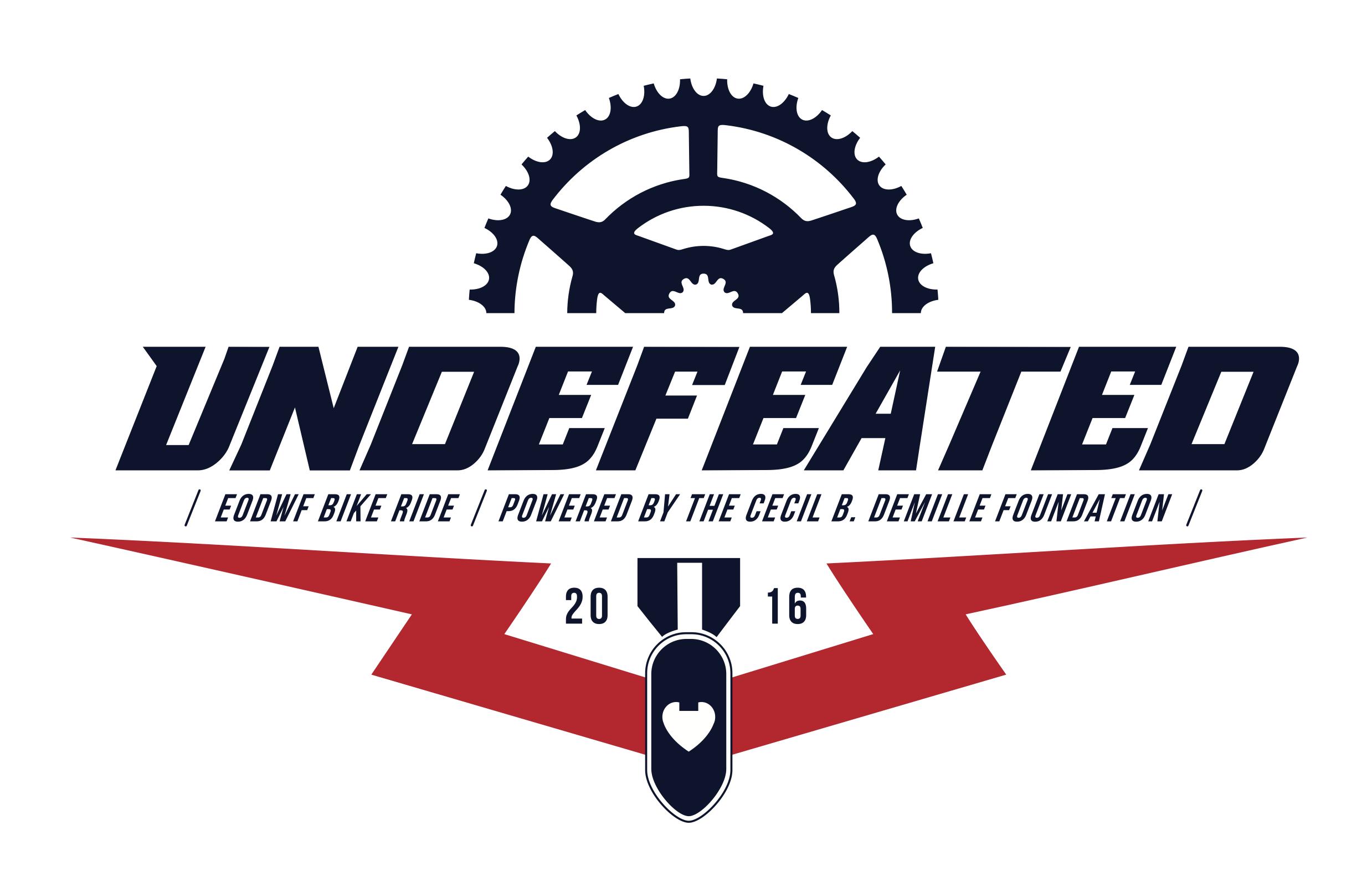 West Coast EOD Undefeated Ride 2016