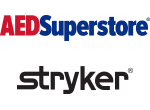 Save up to $125 on an AED Logo