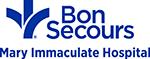 Bon Secours Mary Immaculate Logo