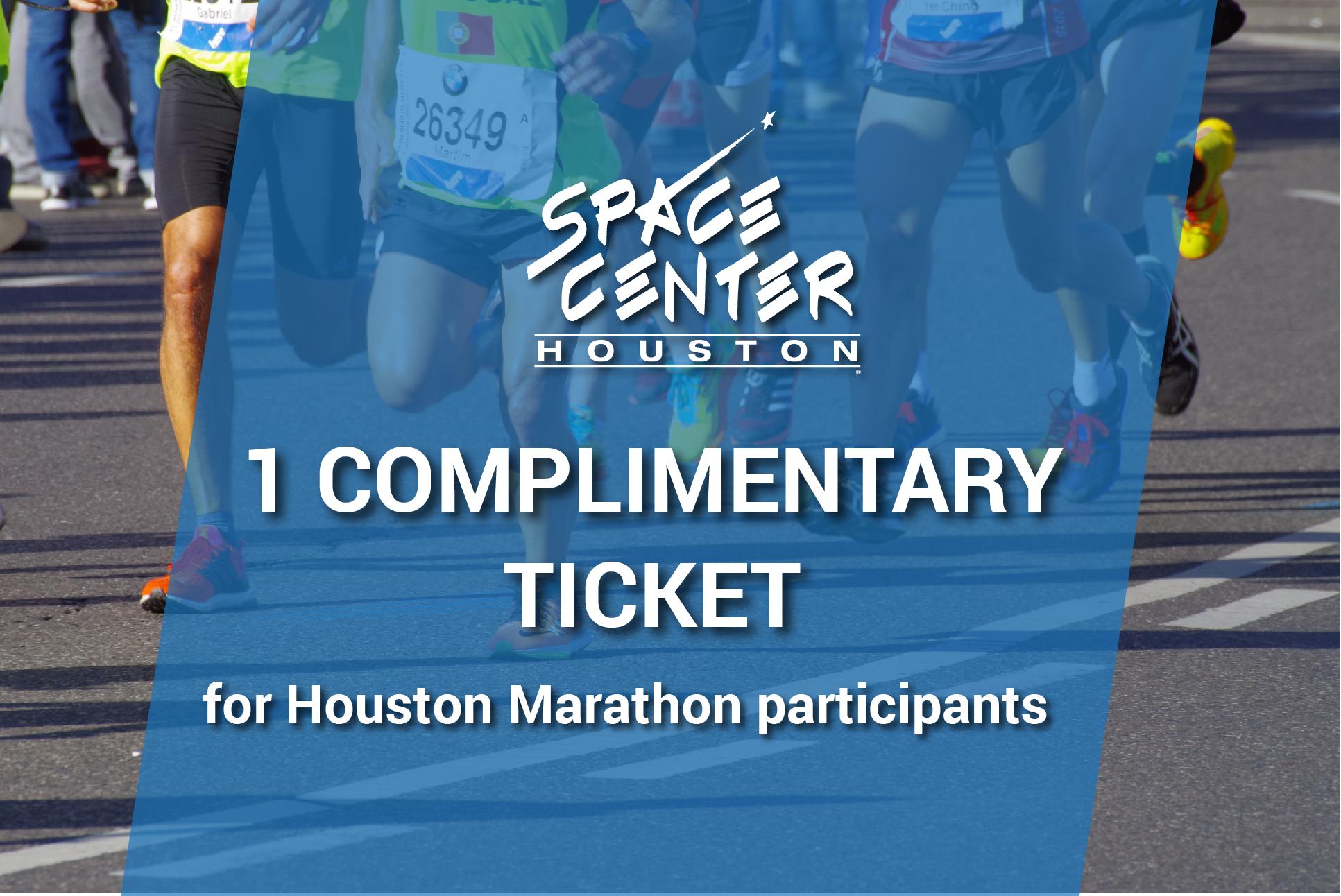 Space Center Houston Free Ticket