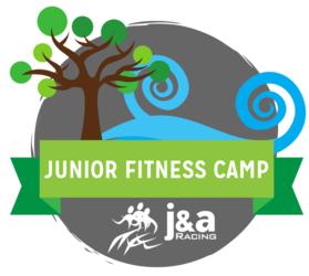 J&A Racing Junior Fitness Camp logo