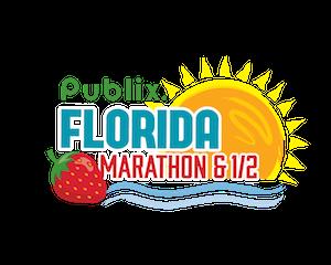 Publix Florida Marathon and Half Marathon Logo