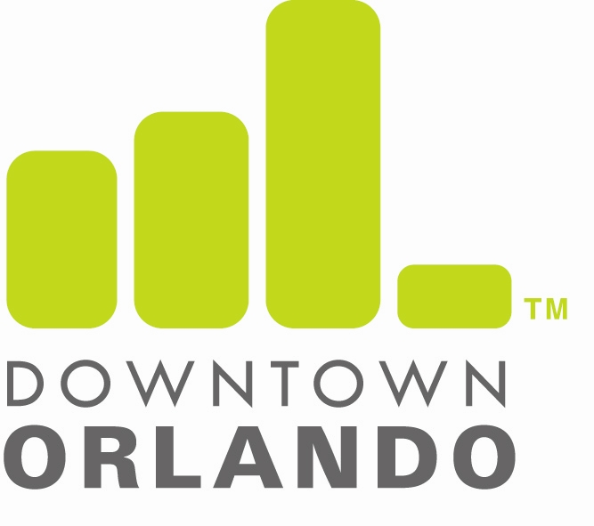 Visit Downtown Orlando Logo
