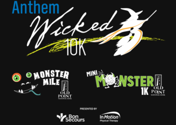 2018 Anthem Wicked 10K & Old Point National Bank Monster Mile