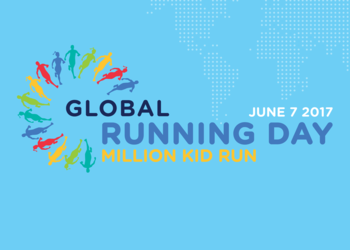 Global Running Day with Track Shack