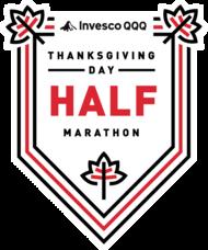 2021 Invesco QQQ Thanksgiving Day Half Marathon & 5K