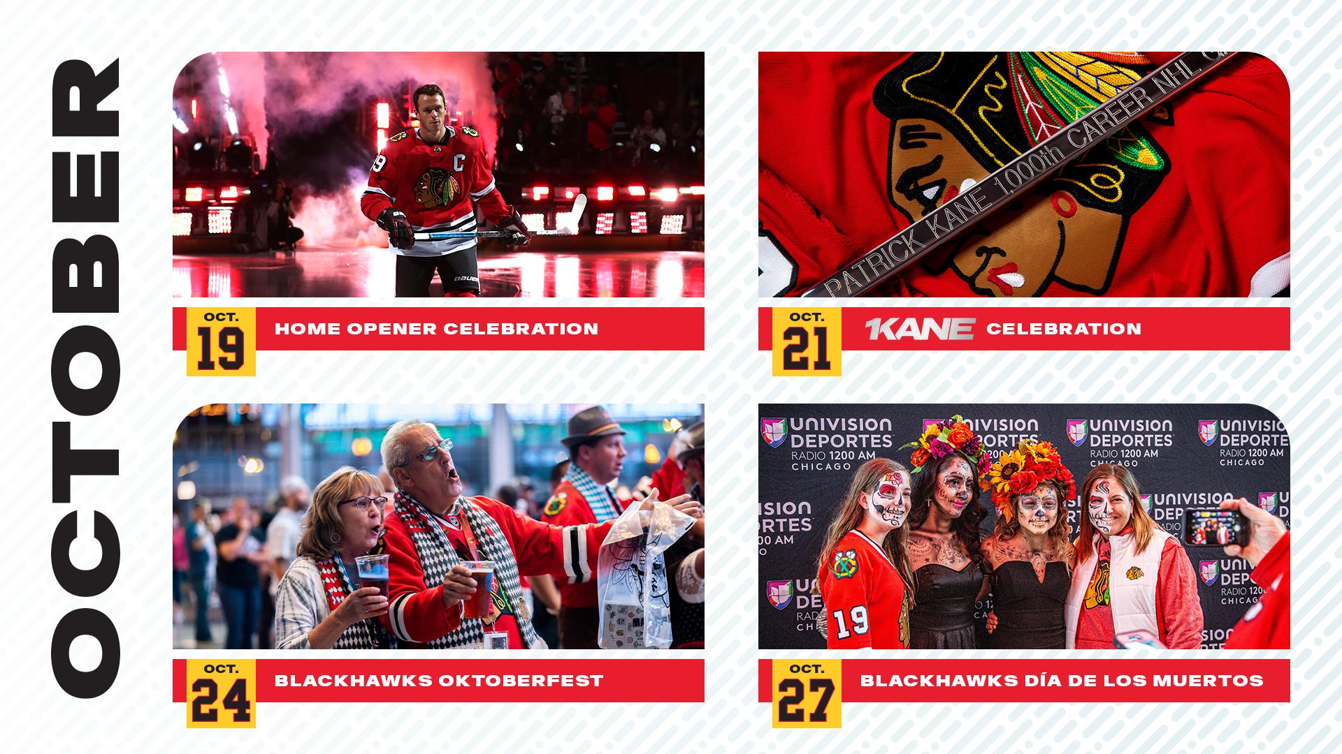 Chicago Blackhawks Hockey