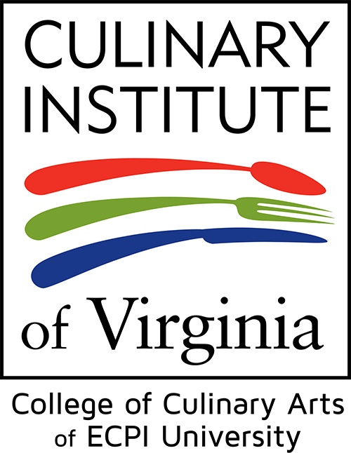 The Culinary Institute of Virginia  Logo