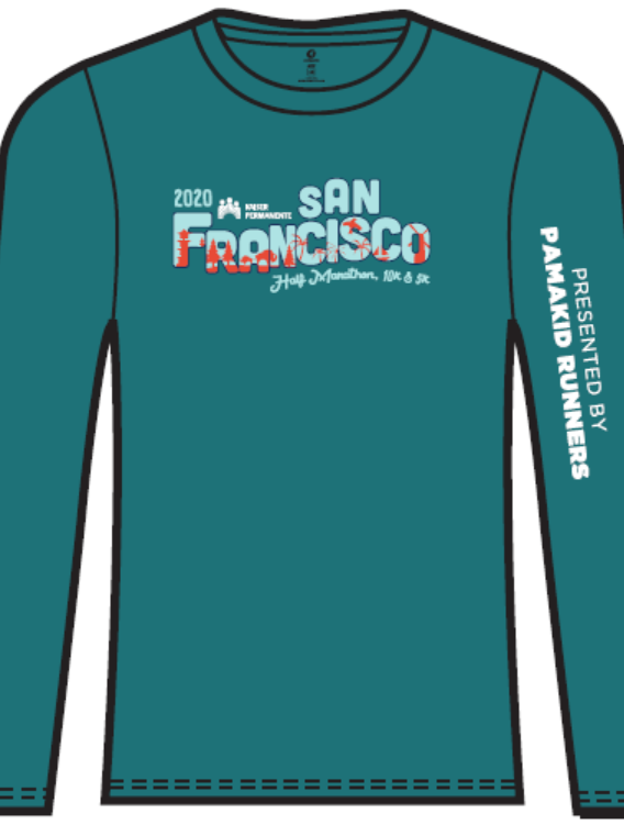 2020 Vintage Runner Shirt