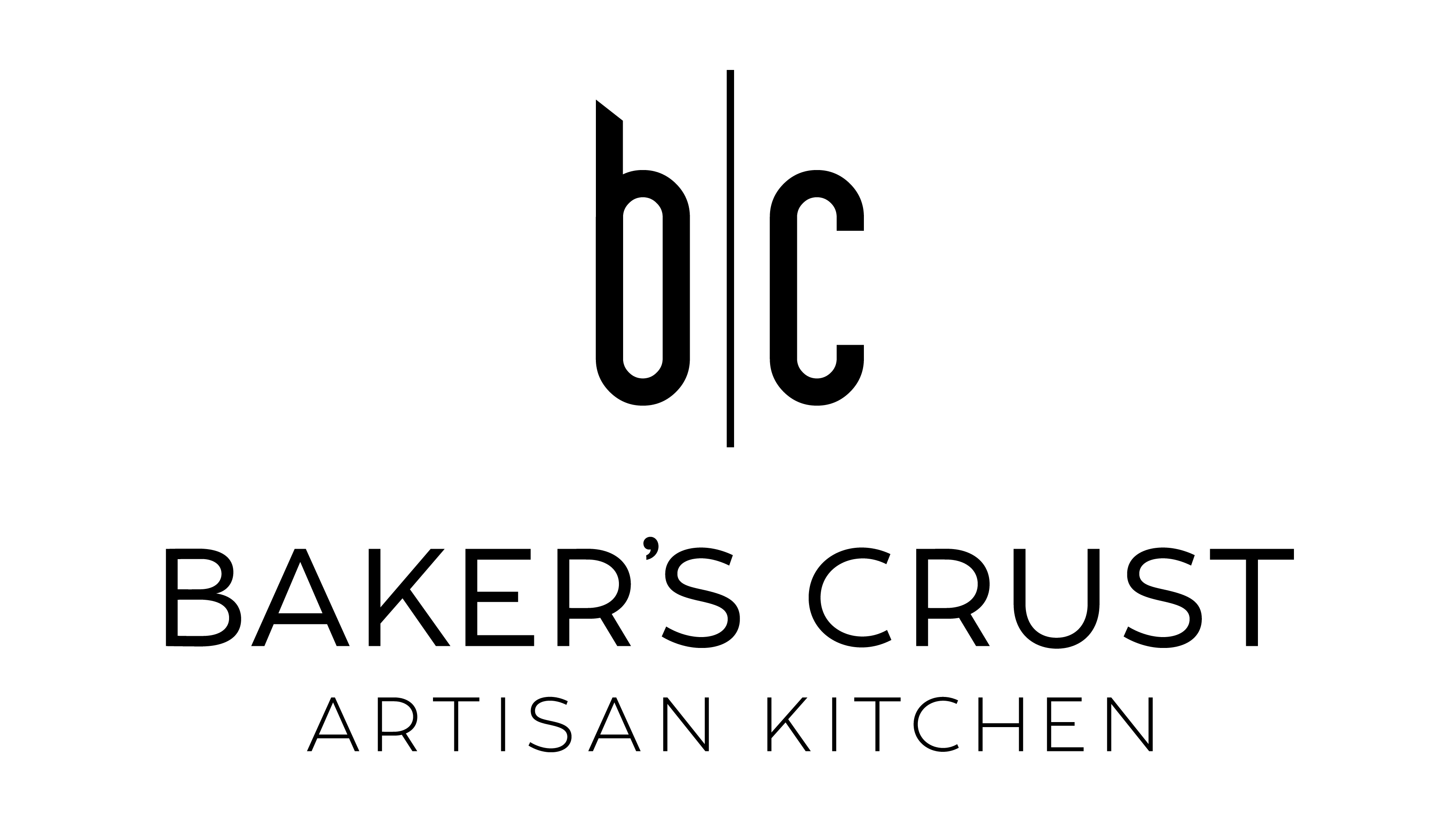 Baker's Crust Artisan Kitchen  Logo