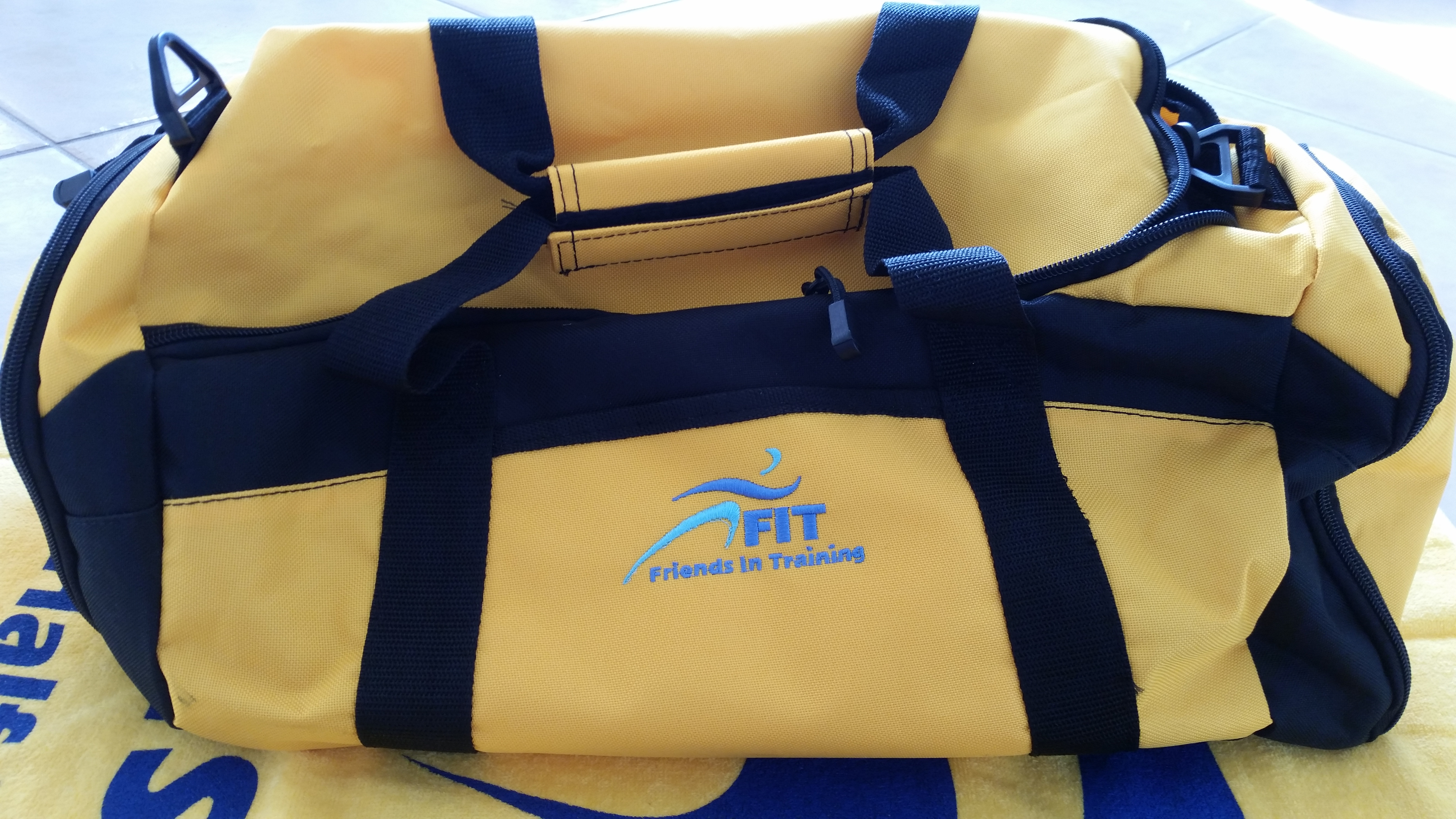FIT Fitness Bag