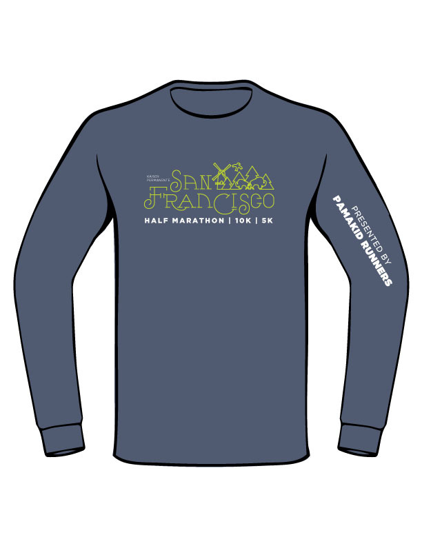 2019 Vintage Runner Shirt