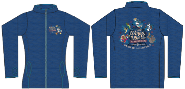 Disney Wine & Dine Half Marathon Weekend | Jacket