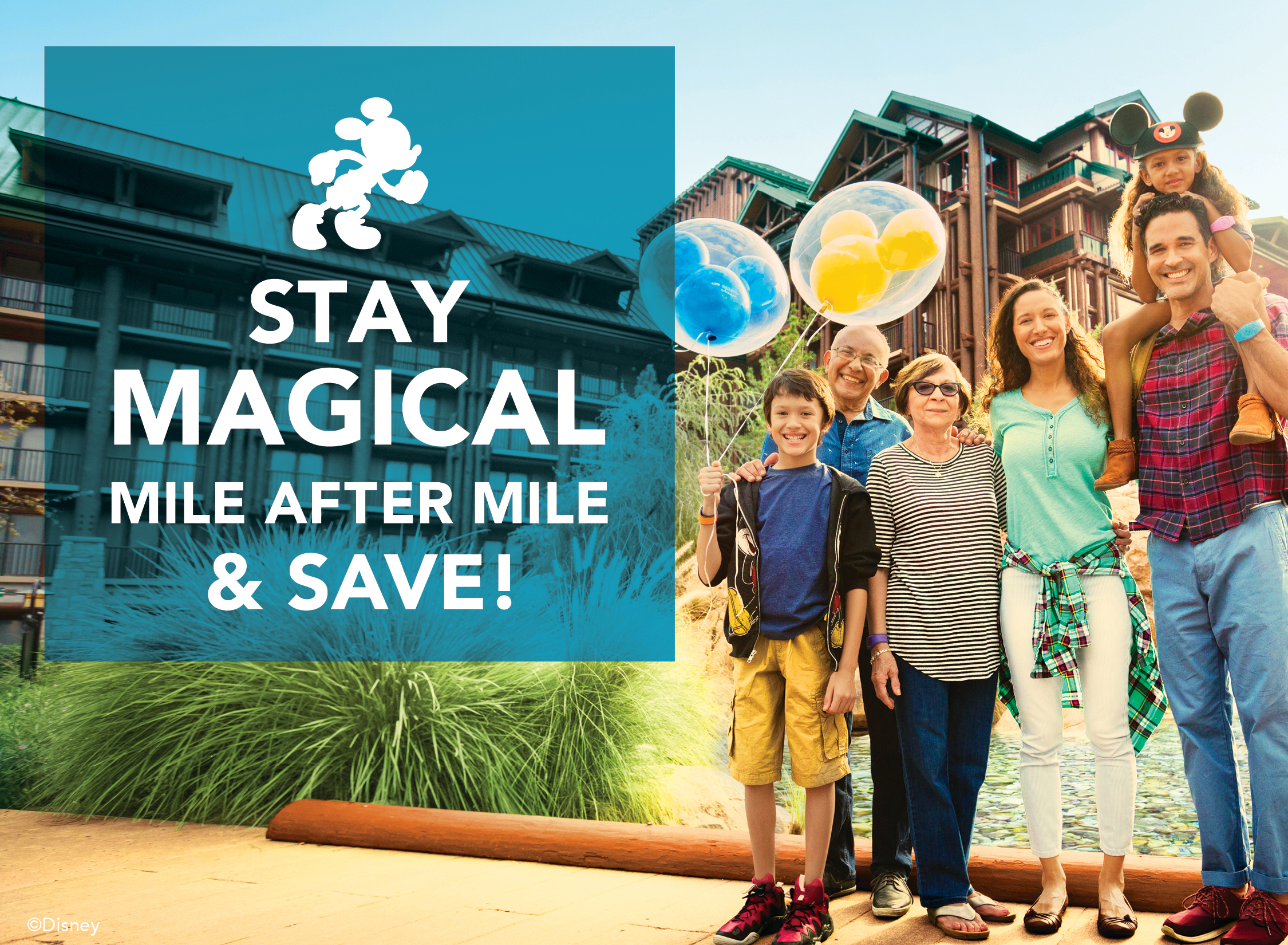 Stay Magical Mile After Mile