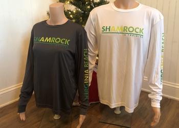 2019 Shamrock in Training Tech Shirt