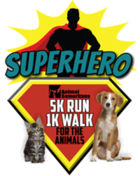 2019 ANIMAL SAMARITANS' SUPERHEROES RUN/WALK