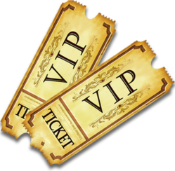 Sat and Sun Child Under 12 VIP Experience